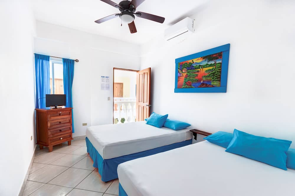 Classic Room, 2 Double Beds - Guest Room