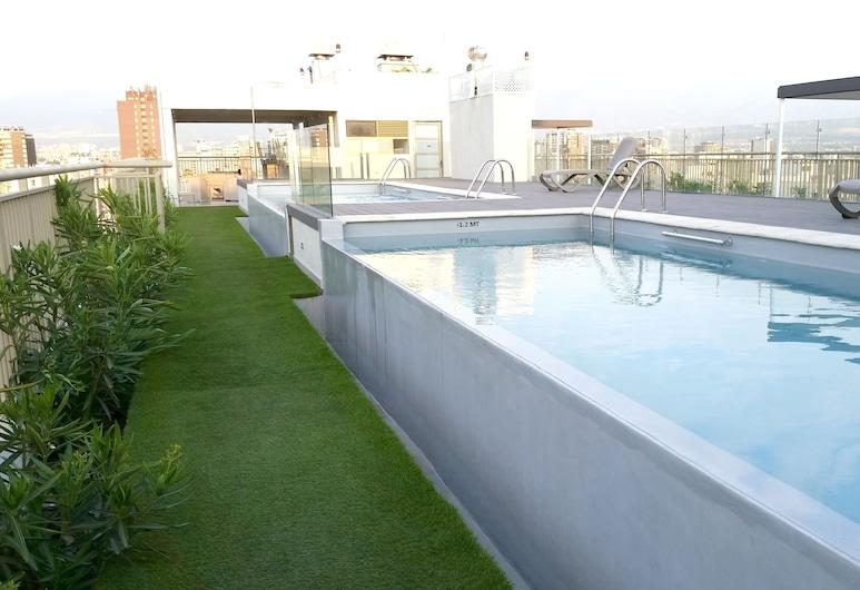Apart Suites, Santiago, Grand Apartment, 2 Bedrooms, 2 Bathrooms, Terrace/Patio