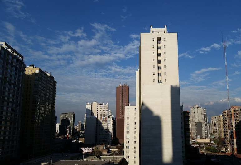 Apart Suites, Santiago, View from property
