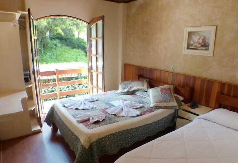 Hotel Vill' Agi, Campos do Jordao, Double or Twin Room, Guest Room