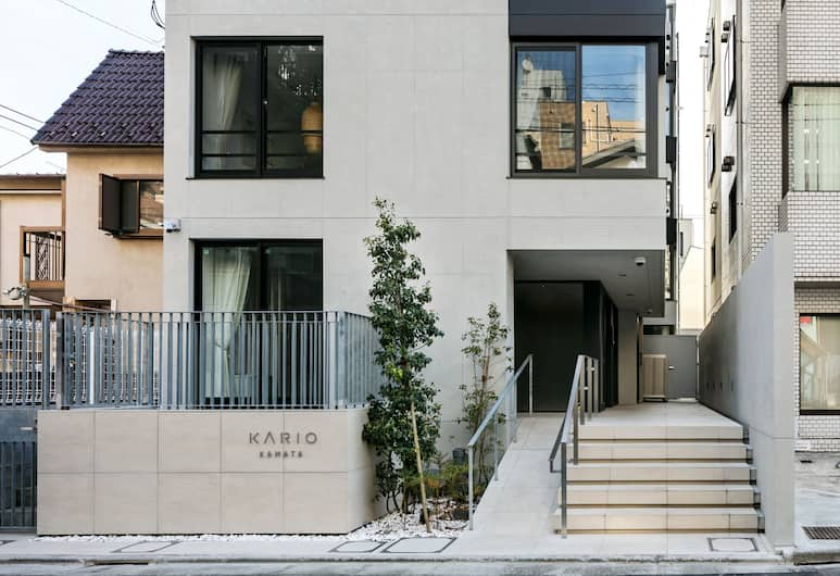 KARIO KAMATA, Tokio