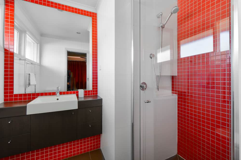 Lejlighed - 3 soveværelser - 2 badeværelser - Badeværelse