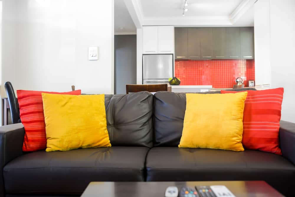 Comfort-lejlighed - Stue