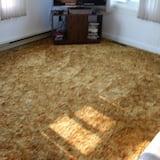 Hus - 3 sovrum - kök - Vardagsrum