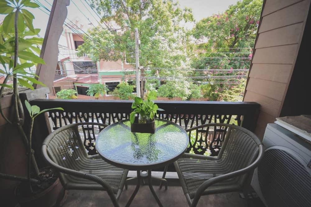 Deluxe Double Room with Balcony  - Balcony