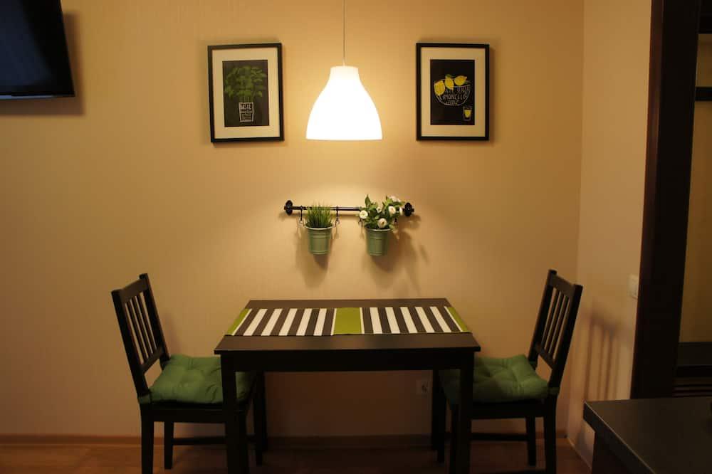 Standard Studio - In-Room Dining
