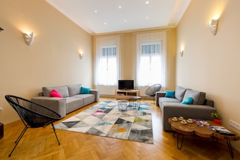 Picture of Luxurious 2 bedrooms apartment downtown in Budapest