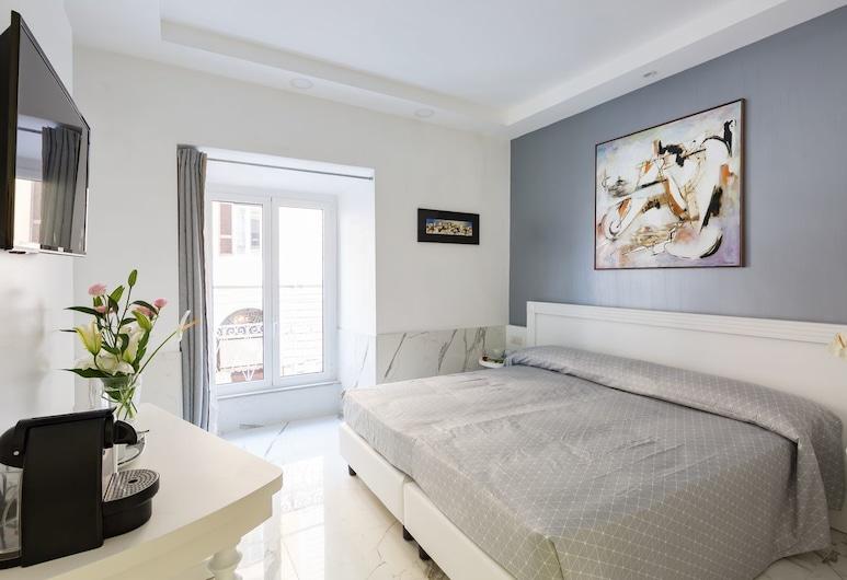 Hotel Little Aurelius, Rome, Superior Double Room, Guest Room