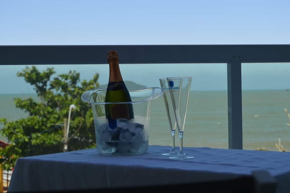 Executive Suite (Ocean View) - Balcony