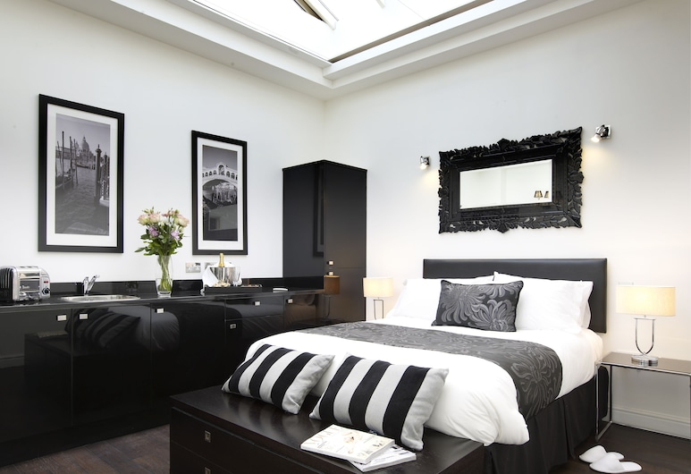 Strozzi Palace Suites by Mansley, Cheltenham, סטודיו (Palermo), חדר