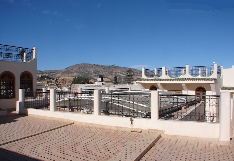 Riad Sheryne - Fes, Fes, Triple Room (Terrasse), Terrace/Patio