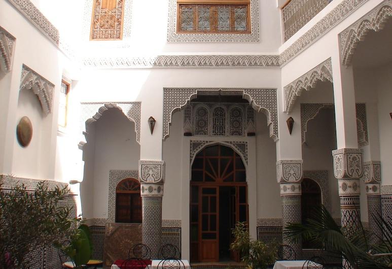 Riad Sheryne - Fes, Fès, Salon du hall