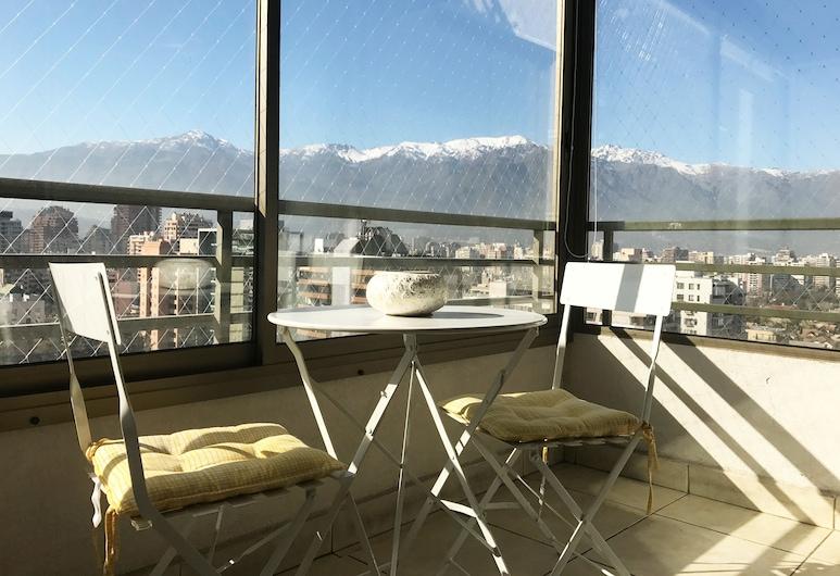 Boutique La Gloria Apartments, Santiago, Štandardný apartmán, 2 spálne, Izba