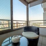Apartment, 2Schlafzimmer - Blick vom Balkon
