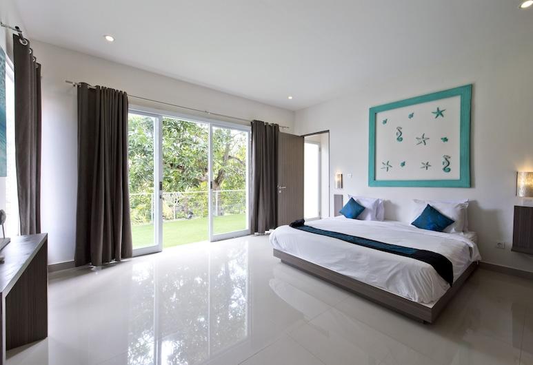 Del Mar Beach Villas-3 Bedroom Private Pool, Seminyak, Superior Villa, Room