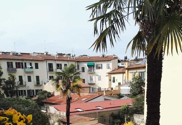 A casa di Lilli, Florence, Superior Double Room, Shared Bathroom, Teres/Laman Dalam