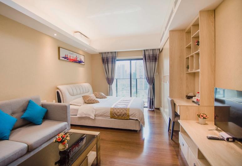 Guangzhou Xingke International Apartment, Guangzhou, Superior-Doppelzimmer, Ausblick vom Zimmer