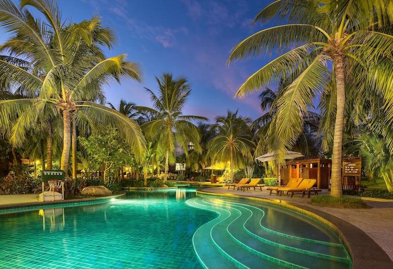 Huayu La Floret Resort Yalong Bay, Sanya, Kolam Renang Luar Ruangan