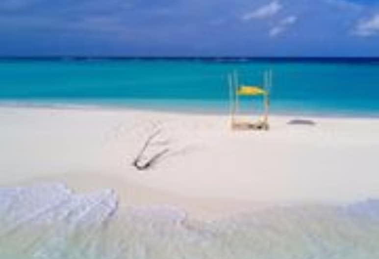 Fushifaru Maldives, Fushifaru, Pláž