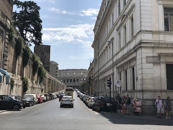 Rzym — zdjęcie hotelu Residenza Roma Imperiale