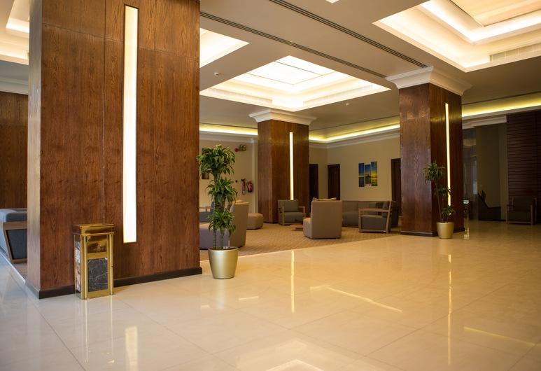 Travellerinn hotel apartment ( Family Only ), Al Khobar, Vestibiulis