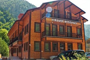 Trabzon bölgesindeki Hirande Otel resmi