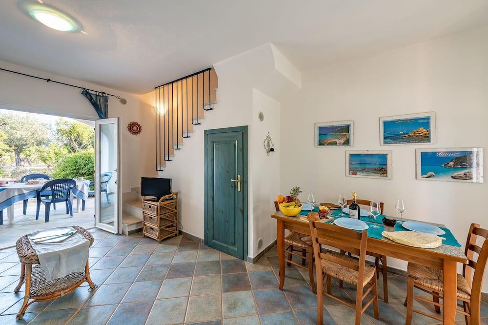 アパートメント 2 ベッドルーム (Il Castello 3) - リビング エリア