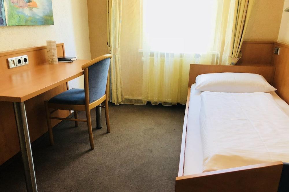 Jednolůžkový pokoj typu Basic, jednolůžko, nekuřácký - Pokoj