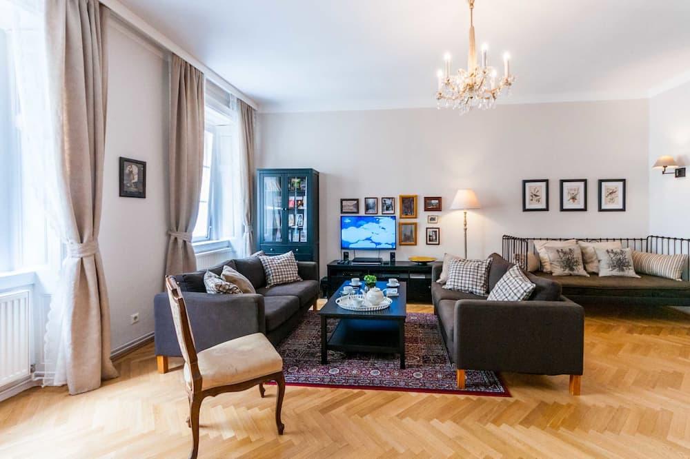 公寓, 2 間臥室 (Allegro) - 客廳