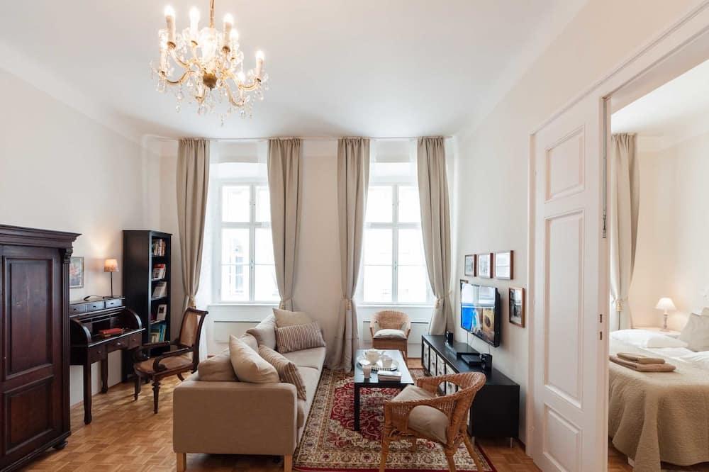 公寓, 1 間臥室 (Musette) - 客廳
