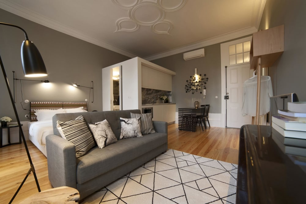 Your Opo Vintage Apartments, Porto, Studio, Balcony, Guest Room
