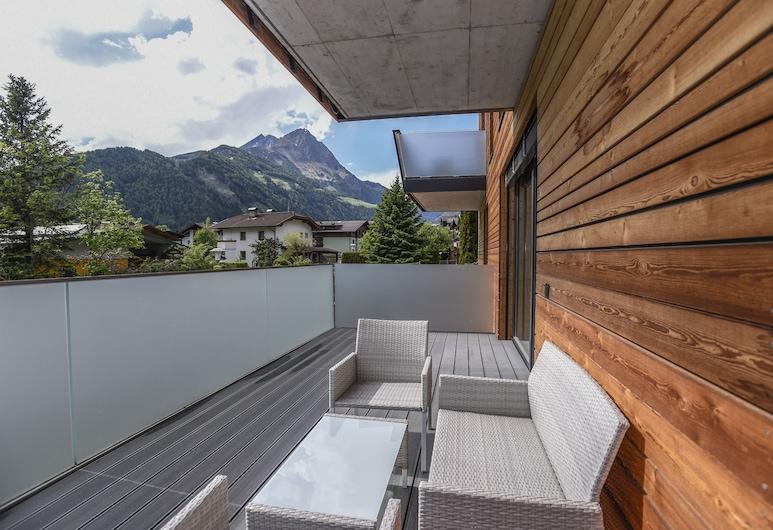 SUN Matrei Apartments, Matrei in Osttirol, Căn hộ truyền thống, 2 phòng ngủ, Quang cảnh phòng