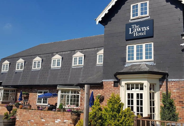 The Lawns Hotel, Derby