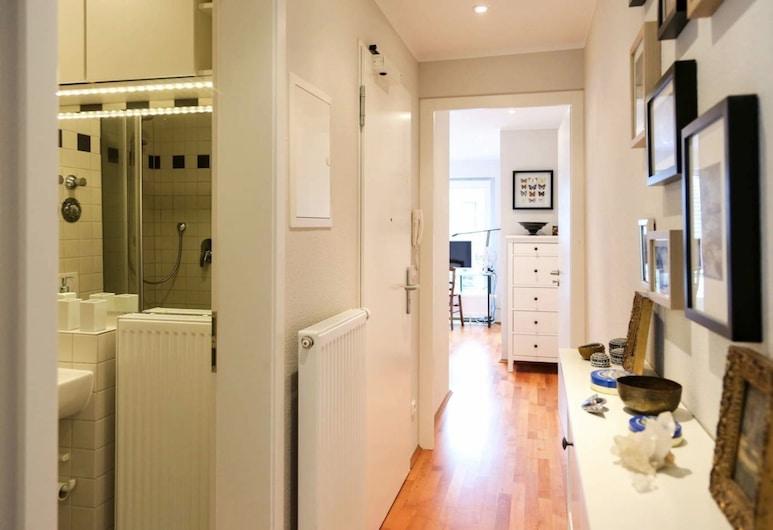 The Apartment Bonn, Bonn, Štúdiový apartmán, kuchyňa, Izba