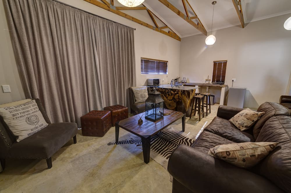 Luxusná izba, 1 spálňa - Obývacie priestory
