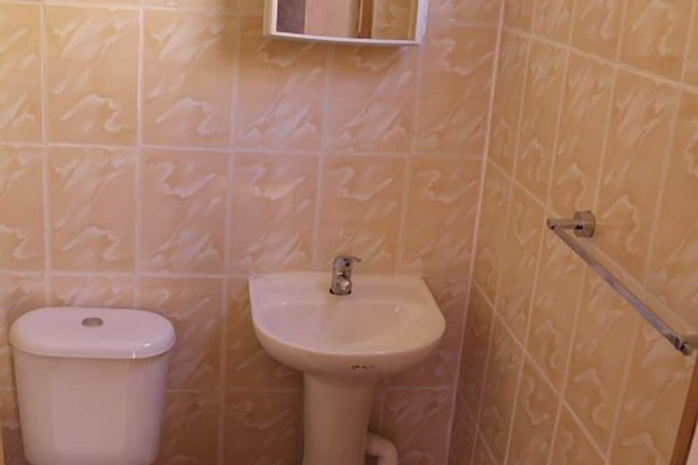 Standardní rekreační domek, více lůžek - Koupelna