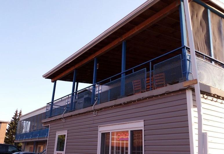 Southview Motel, Westlock, Ulkoalueet