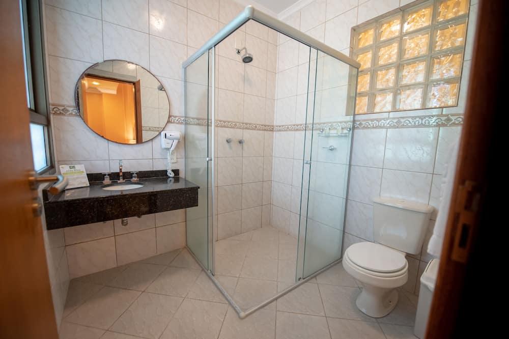 ห้องลักซ์ชัวรี่ทริปเปิล - ห้องน้ำ