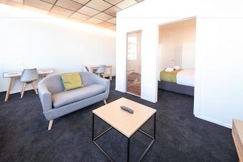 Wellington bölgesindeki Liberty Apartment Hotel resmi