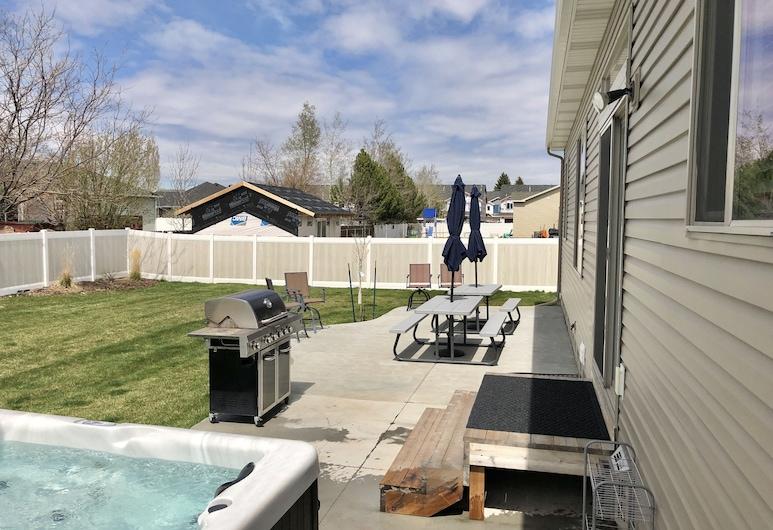 Neue Hot Tub, Bunk Room, Spielzimmer, Eingezäunten Privaten Garten, für 16+, Idaho Falls