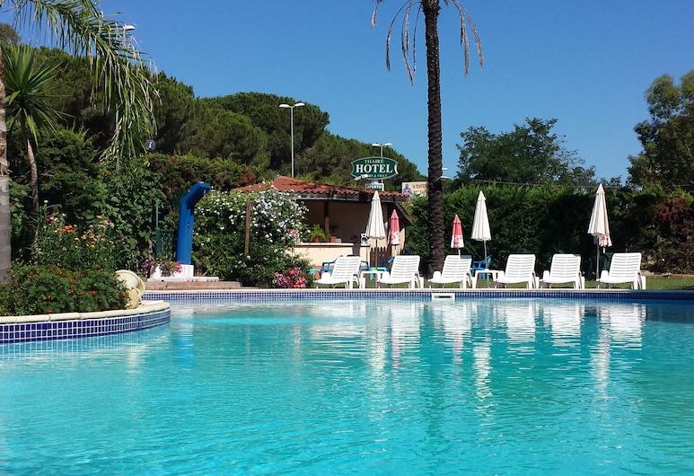Thairè Hotel, Castel Volturno, Välibassein
