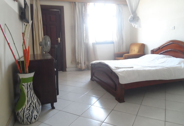 River Sands Hotel & Apartment, Kisumu, Quarto Individual, Quarto