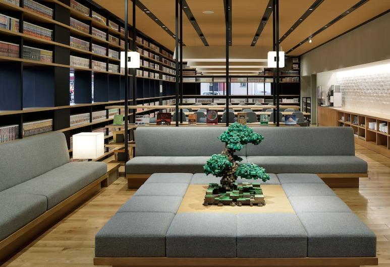 HATAGO INN Shizuoka Yoshida IC, Shimada, Lounge do Lobby