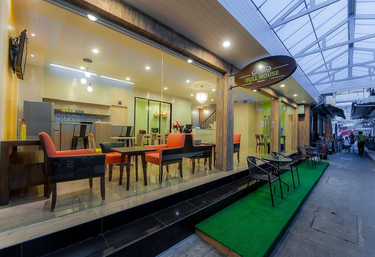 풀 하우스 카오산 - 호스텔, 방콕, 레스토랑