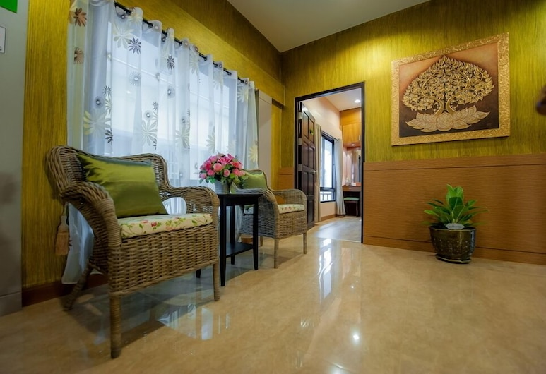 Full House Khaosan - Hostel, Bangkok, Deluxe Double Room, Guest Room
