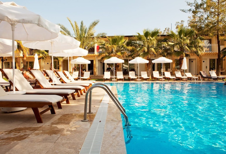 Sunprime Dogan Side Beach - Adults Only, Sidé, Piscine en plein air