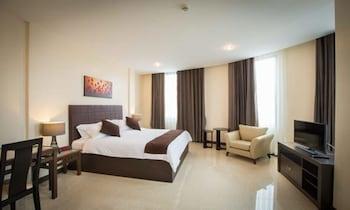 Nuotrauka: Center Point Boutique Hotel, Vientianas