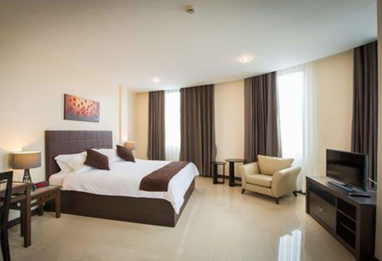 Center Point Boutique Hotel, ויינטיאן, חדר פרימיום, חדר אורחים