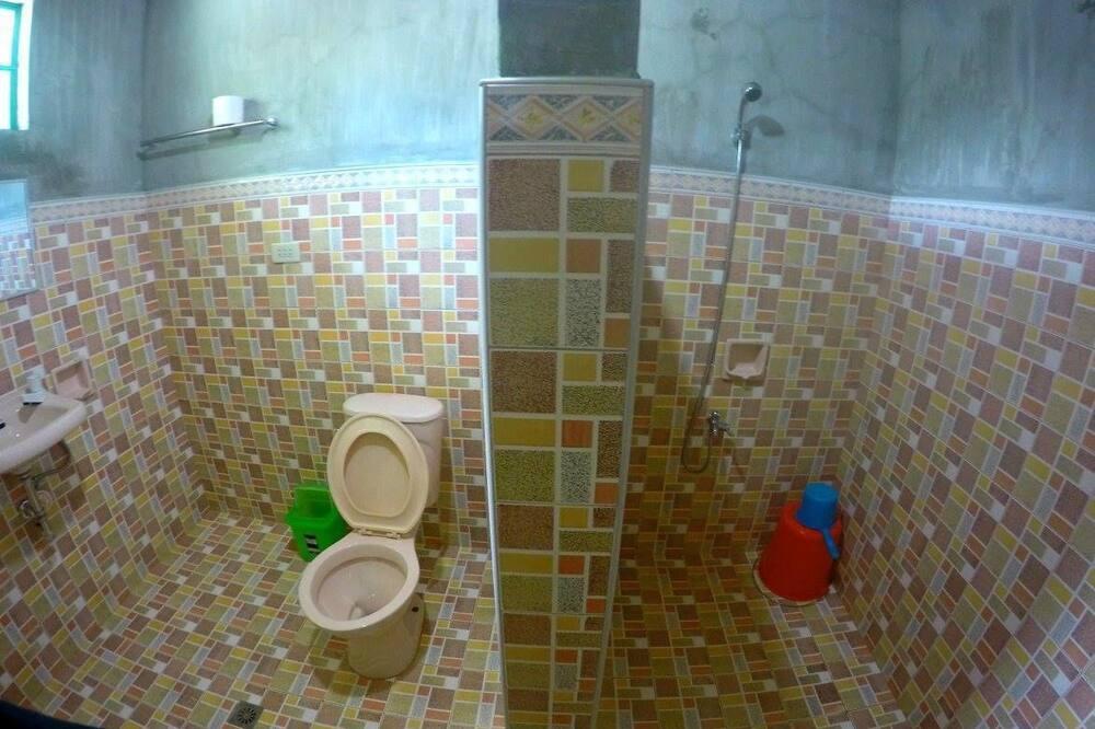 Phòng đơn Economy ( Fan ) - Phòng tắm