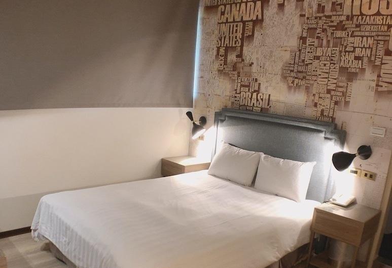 H Hotel, Taipei, Business tuba, 1 magamistoaga, vaade linnale, Tuba
